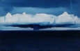 Synthesised Cloud II, 2013, oil on board